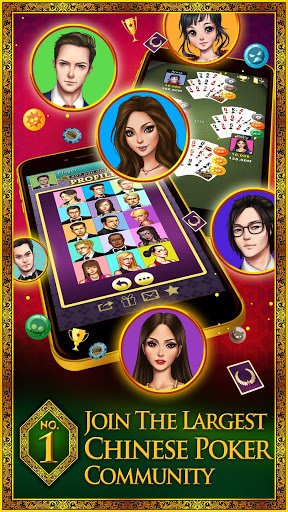 Chinese Poker – KK Chinese Poker PusoyPiyat2x 1.74 cheat screenshots 1