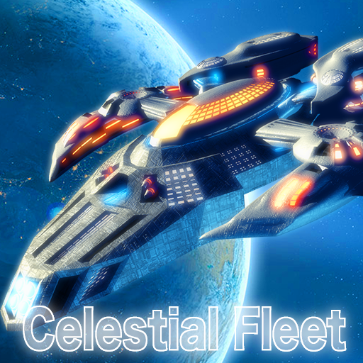 Download Celestial Fleet Galaxy Space Fleet War 1.7.5 APK MOD