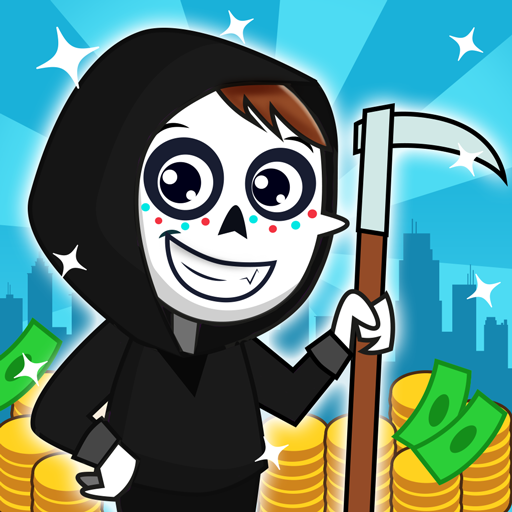 Download Idle Death Tycoon – New Clicker 2019 1.8.1 APK MOD
