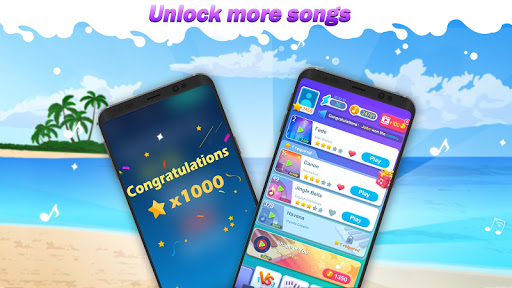Dream Piano – Music Game 1.40.0 cheat screenshots 1