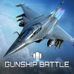 Free Download Gunship Battle Total Warfare 1.8.0 APK MOD
