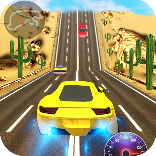 Free Download Racing In Car 3D 1.8 APK MOD