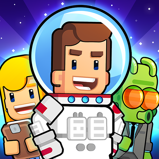 Free Download Rocket Star - Idle Space Factory Tycoon Games