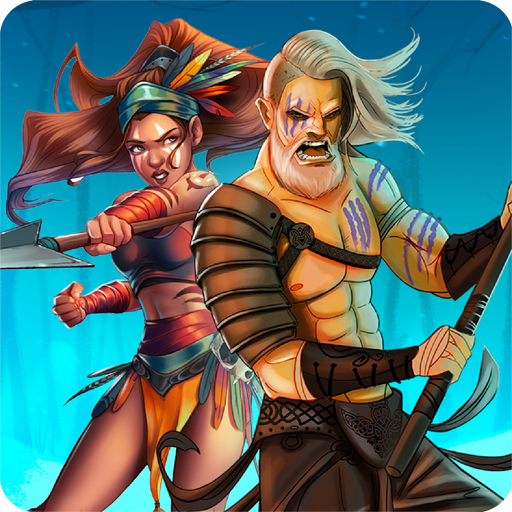 Free Download Tribes Battlefield: Combat Strategy and Cards 1.00.020 APK MOD