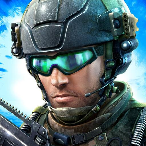 Free Download War of Nations PvP Conflict 7.3.1 APK MOD
