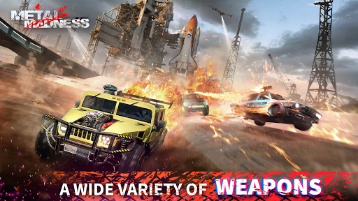 METAL MADNESS PvP War Apex of Online Car Shooter 0.31.2 cheat screenshots 1
