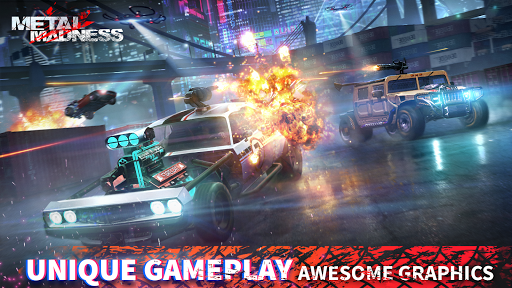 METAL MADNESS PvP War Apex of Online Car Shooter 0.31.2 cheat screenshots 2