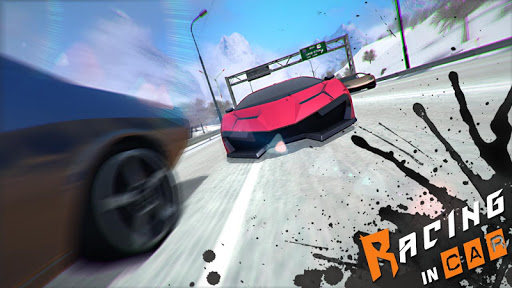 Racing In Car 3D 1.8 cheat screenshots 1