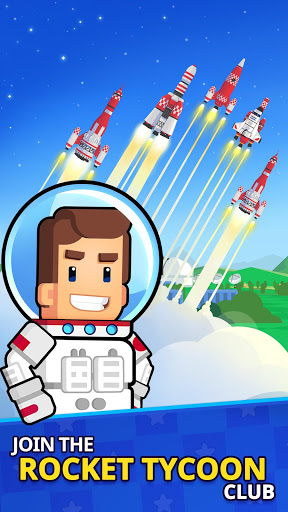 Rocket Star – Idle Space Factory Tycoon Games 1.19.1 cheat screenshots 1