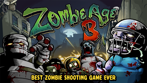 Zombie Age 3 Shooting Walking Zombie Dead City 1.3.5 cheat screenshots 1