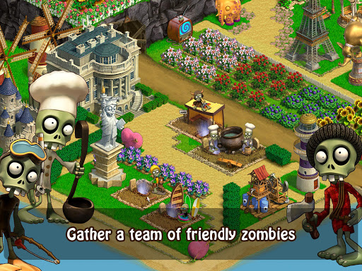 Zombie Castaways 3.14 cheat screenshots 1