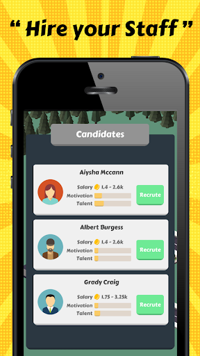 Business Founder – Startup Manager Game 2.7 cheat screenshots 1