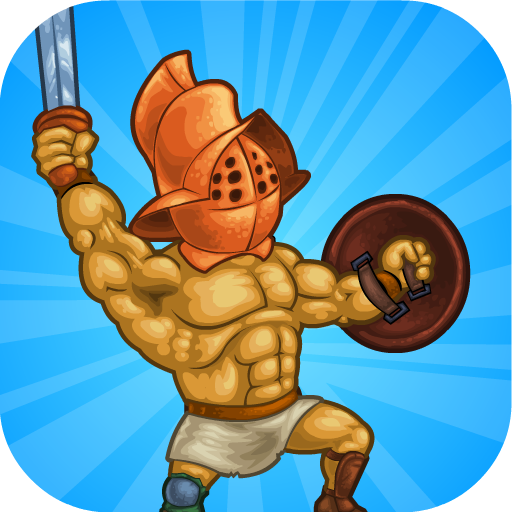 Download Gods Of Arena: Strategy Game 1.5.6 APK MOD