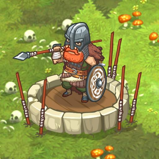 Download Orcs Warriors Offline Tower Defense 1.0.6 APK MOD
