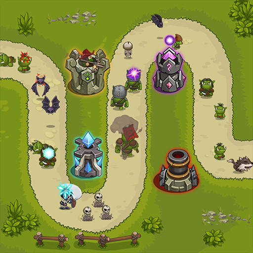 Download Tower Defense King 1.4.1 APK MOD
