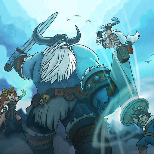 Free Download Vikings The Saga 1.0.43 APK MOD