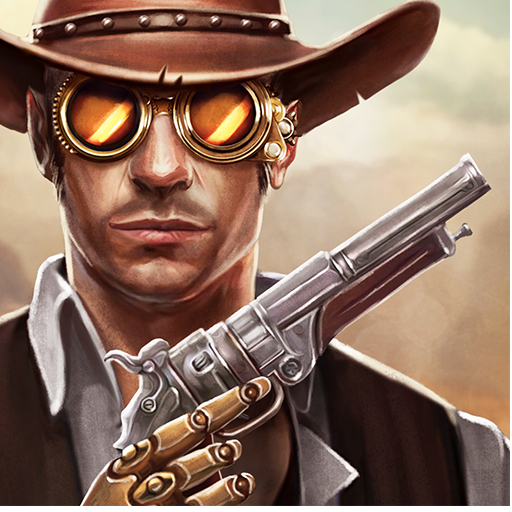 Free Download Wild West: Steampunk Alliances 1.5 APK MOD