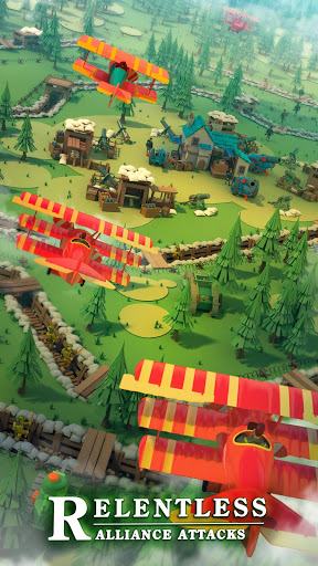 Game of Trenches WW1 Strategy 2019.6.1 cheat screenshots 2