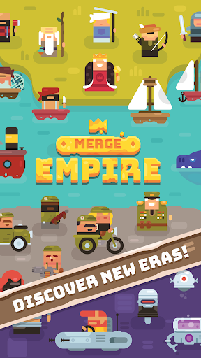 Merge Empire – Idle Kingdom amp Crowd Builder Tycoon 0.0.35 cheat screenshots 2