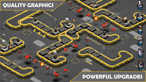 Scifi Tower Defense TD Real Strategy Game 1.1 cheat screenshots 2