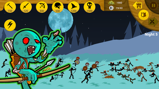 Stick War Legacy 1.11.12 cheat screenshots 2
