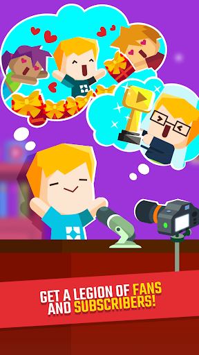 Vlogger Go Viral – Tuber Game 2.14 cheat screenshots 1