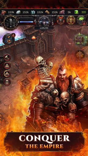 Warhammer Chaos amp Conquest – Build Your Warband 0.99.81 cheat screenshots 2