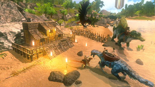 ARK Survival Evolved 2.0.07 cheat screenshots 1