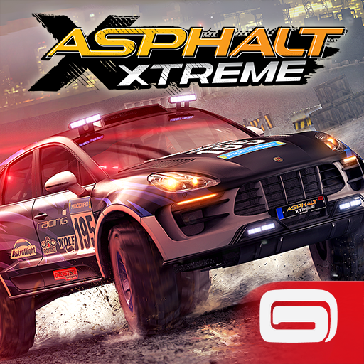 Asphalt Xtreme Rally Racing 1.8.0g APK MOD Download