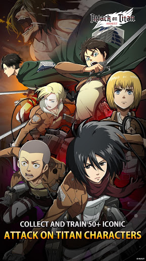 Attack on Titan Assault 1.1.5 cheat screenshots 1