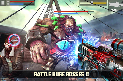 DEAD TARGET Offline Zombie Shooting Games 4.20.1.1 cheat screenshots 2