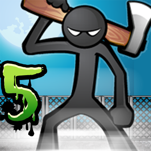 Download Anger of stick 5 : zombie 1.1.7 APK MOD