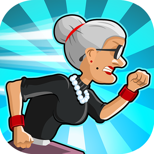 Download Angry Gran Run – Running Game 1.79.1 APK MOD