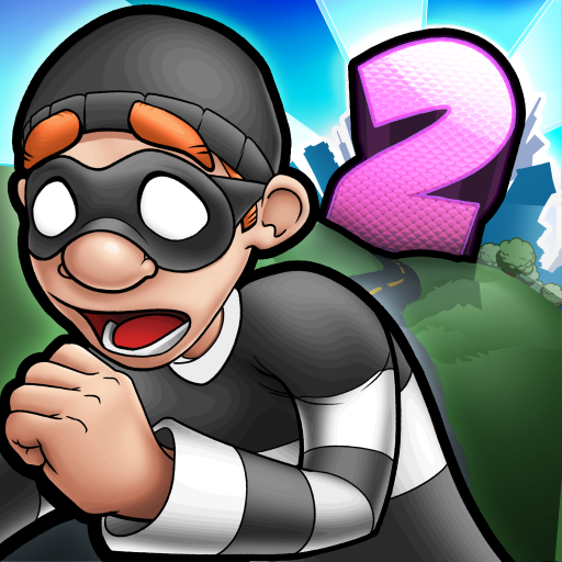 Download Robbery Bob 2 Double Trouble 1.6.8.4 APK MOD