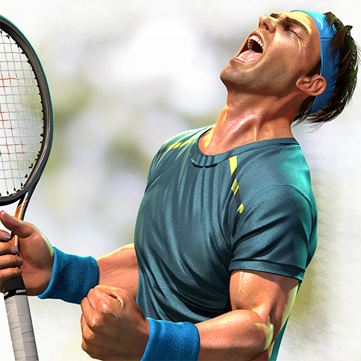 Download Ultimate Tennis 3D online sports game 3.8.4123 APK MOD