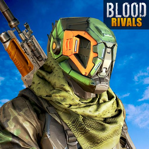 Free Download Blood Rivals – Survival Battleground FPS Shooter 2.3 APK MOD