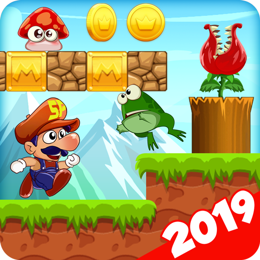 Free Download Super Bino Go – New Games 2019 1.0.7 APK MOD