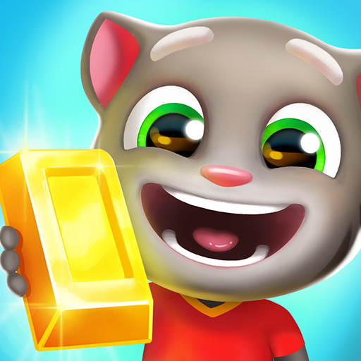 Free Download Talking Tom Gold Run 3.6.0.347 APK MOD