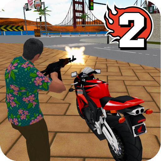 Free Download Vegas Crime Simulator 2 1.0 APK MOD