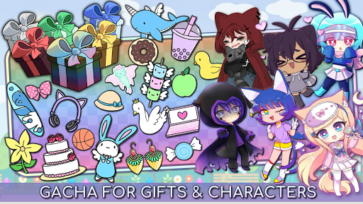 Gacha Life 1.0.9 cheat screenshots 2