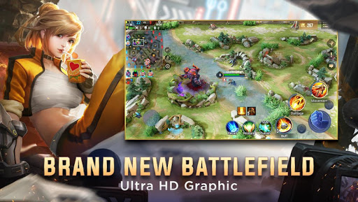 Garena AOV – Arena of Valor Action MOBA 1.30.2.5 cheat screenshots 1