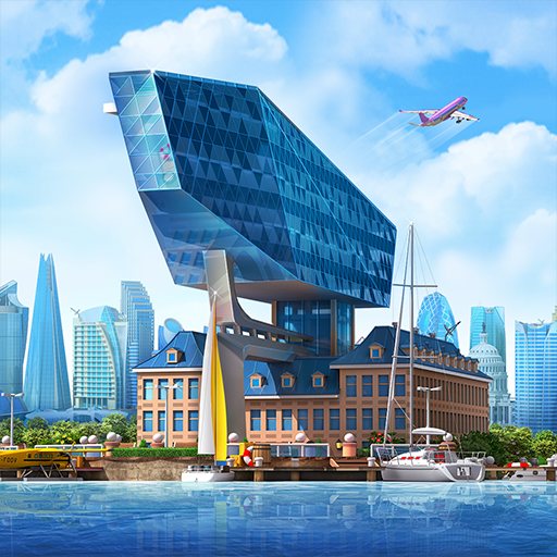 Megapolis city building simulator. Urban strategy 5.00 APK MOD Free Download