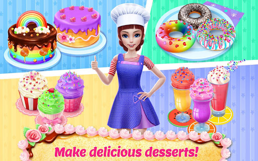 My Bakery Empire – Bake Decorate amp Serve Cakes 1.0.8 cheat screenshots 1