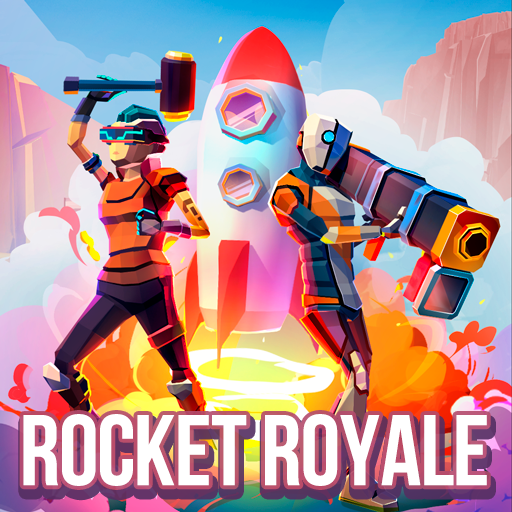 Rocket Royale 1.6.8 APK MOD Download