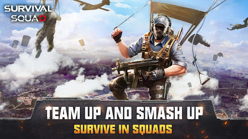 Survival Squad 1.0.22 cheat screenshots 1