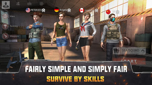Survival Squad 1.0.22 cheat screenshots 2