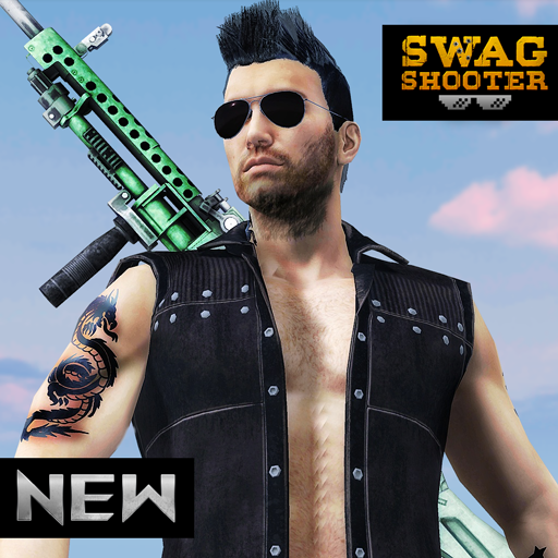 Swag Shooter – Online & Offline Battle Royale Game 1.5 APK MOD Download