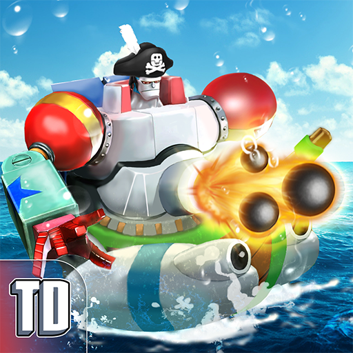 Tower Defense Pirates TD 1.5 APK MOD Free Download