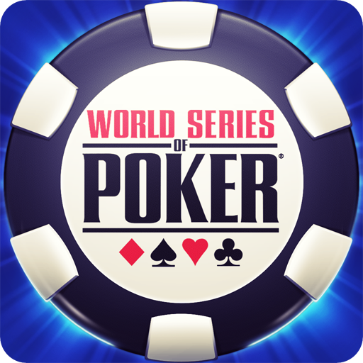World Series of Poker – WSOP Free Texas Holdem 6.12.2 APK MOD Free Download