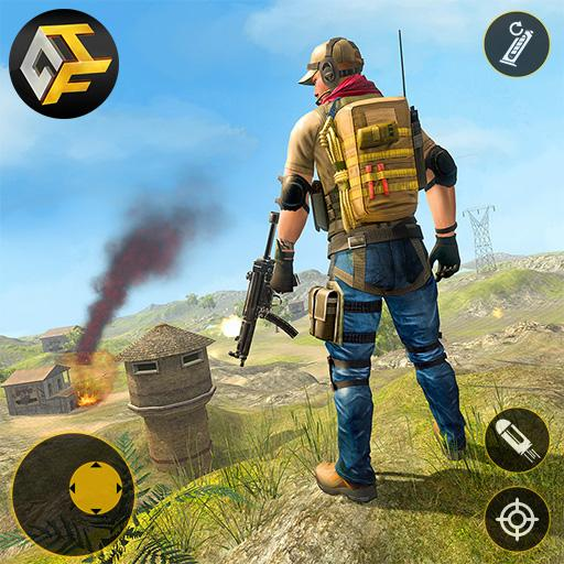 Battleground Fire : Free Shooting Games 2019 2.0.2 APK MOD Free Download